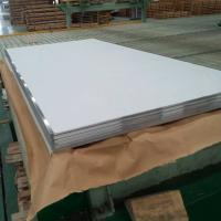 Buy cheap ASTM A240 AISI 304L Stainless Steel Sheet Plate 0.5 - 6mm With 2B BA HL 8K Mirror Surface PVC Film Coated product