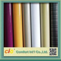 Buy cheap Anti Scratch Rigid PVC Transparent Film for Covers / Shower Curtain 0.10mm - 0.50mm product
