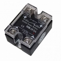 Buy cheap CUL Dual Inline 40a AC SSR Solid State Relay For Electric Heater from wholesalers