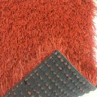 Buy cheap 25mm Cartoon Colorful Artificial Grass Kid Students Playing High Popularity product