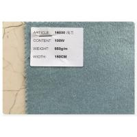 Quality Blue Series 100% Double Faced Wool Fabric 720 Gram Per Meter For Women'S Fall Coats for sale