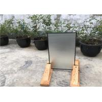 Buy cheap 16 Mm Hollow Glass Window PanelsWith Lower HVAC Costs , Protects Privacy product