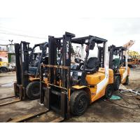 Buy cheap secondhand cheap Used 3 ton forklift TCM FD30 diesel forklift product