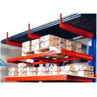 Buy cheap Steel cantilever storage racks - cantilever racking - cantilever shelving racks - cantilever stand product