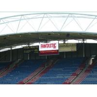 Buy cheap Stadiums Perimeter Led Display Screen P10 SMD 3in1 Iron product
