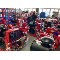 Buy cheap NM Fire 153 HP  UL Listed Fire Pump Diesel Engine Equipped with Heat Exchanger product