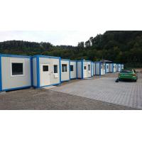 Buy cheap Pre made Small Cheap Homes Ready Made Container Modern Design Houses In India from wholesalers