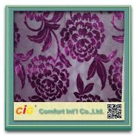Buy cheap High Performance Cut Velvet Upholstery Fabric Sofa Upholstery Fabric With Polyester product