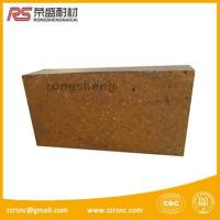 Buy cheap 230 X 114 X 65mm High Alumina Refractory Bricks Anti Stripping For Cement Kiln from wholesalers