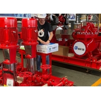 Buy cheap Jockey pump 50 / 60 hz Pressure Maintain Pump CDL Series Worked for Fire  Fighting System product