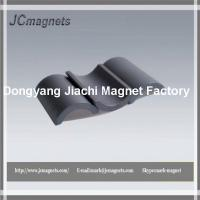 Buy cheap Hot Sale Arc-segment Permanent Magnet for motor product