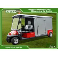 Buy cheap ADC 48V 5KW Electric Ambulance Car product