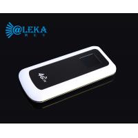 Buy cheap globle roaming travel wifi router 8000mAh battery lte pocket hotspot private housing product