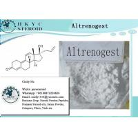 Quality Estrogen Prohormone Supplements Powder Altrenogest For Women Health Care for sale