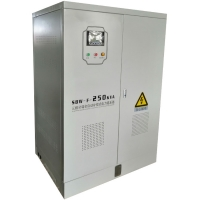 Buy cheap Three Phase SBW-F-250KVA Metallic Copper Servo Motor Type Full Automatic Voltage from wholesalers