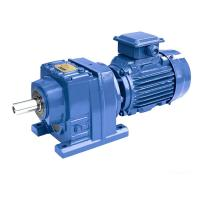Buy cheap 11.0kW R77/R87/R97 Ratio 10.88/15.35 speed reducer price bonfiglioli gear motor product