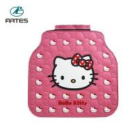 Buy cheap Soft Comfortable Universal Car Mat Hello Kitty Carton Rubber Car Mat product