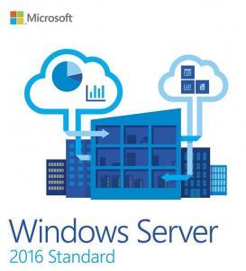 OEM Key Microsoft Windows Server 2016 Standard STD OEM Sealed English Version