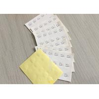 Adhesive Boutique Price Tags ,  Matte Laminat Decorative Custom Price Tags For Clothes