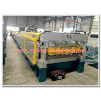 Buy cheap Full Hard Pre-painted Steel High Rib Wall and Roof Profile Panels Corrugation Machine product