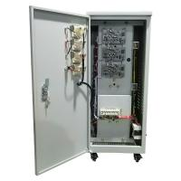 Buy cheap Automatic Three Phase Voltage Stabilizer High Precision 15KVA 380V 440V AC product