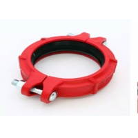 Buy cheap 300PSI Ductile Iron threaded Fire Protection Pipe Fittings 219mm product