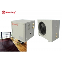 Buy cheap -25 Degree Auto Defrost Air Source Split system Heat Pump Evi For Heating Water product