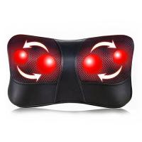 Shiatsu Back and Neck Massager Electric Massage Pillow with Heating