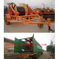China  Cable Conductor Drum Carrier, Cable Reel Trailer  for sale