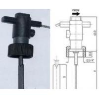 Buy cheap GE-313 Teflon Plastic Paddle Flow Switch from wholesalers