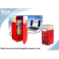 Buy cheap ABS material miniature Cool USB Gadget mini refrigerator with led light product