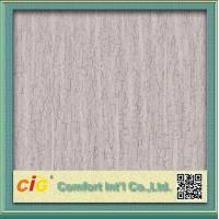 Buy cheap Waterproof Washable Decorative Wallpapers / Paper Back With PVC Covering product