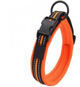 Buy cheap Soft Nylon Dog Collar 3M Reflective Material product