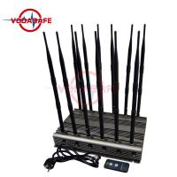 Buy cheap High Efficiency Cell Phone Blocking Device With 70M Radius Jamming Range product