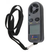 China Anemometer SP-0816 with wind speed & temperature measurement, wind chill indication on sale