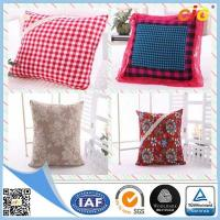 Quality Polyster And Cotton Decorative Cushion Covers / Sofa Cushion Covers for for sale