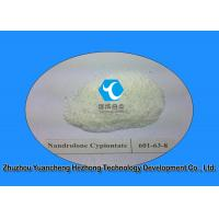 China Medical CAS 601-63-8 Nandrolone Cypionate Anabolic Steroids with light powder on sale
