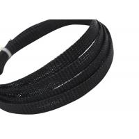 """Buy cheap 1 / 4 """" Expandable Braided Cable Sleeving PET Material For Wire Harness Cover product"""