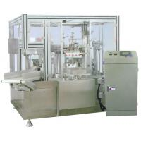 China Chips/Snacks/Cookies/seeds/grain premade pouch filling sealing machine on sale