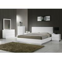 Buy cheap Adult Wooden Bedroom Furniture Sets, Strong Structure 5 Piece Bedroom Set King product