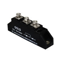 Buy cheap Gold Scr Three Phase Thyristor Rectifier product