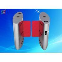 Buy cheap Swing Barrier Turn Style Door , Automatic Turnstile Barrier Gate Control System product