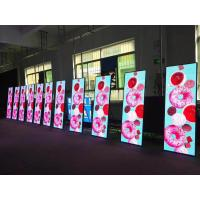 Buy cheap Banner Stand Custom Led Panels Poster Screen , Digital Led Display Board Durable product