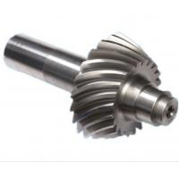 Buy cheap Multi Function Hardened Tooth Surface Micro Worm Gear And Worm Gear product