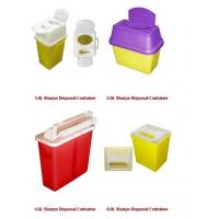 Buy cheap T Series Disposable Surgical Sharps Container medical needle box product