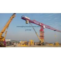 Buy cheap QTZ450-PT8030 Flat Top Type Tower Crane SINEE VFD Control Box from wholesalers