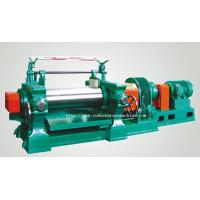 Buy cheap Easy Cleaning Open Rubber Mixing Mill With Adjustable Temperature Device product