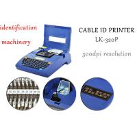 Buy cheap Half - cutting Electronic Lettering Machine 11.5mm / s with PC connection product