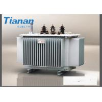 Quality S11 Electric Oil Immersed Power Transformer Core Type Industrial Power Transformer  for sale