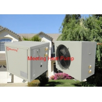 Buy cheap Meeting 12KW Heating Capacity Split Type Air To Water Heat Pump For Household product
